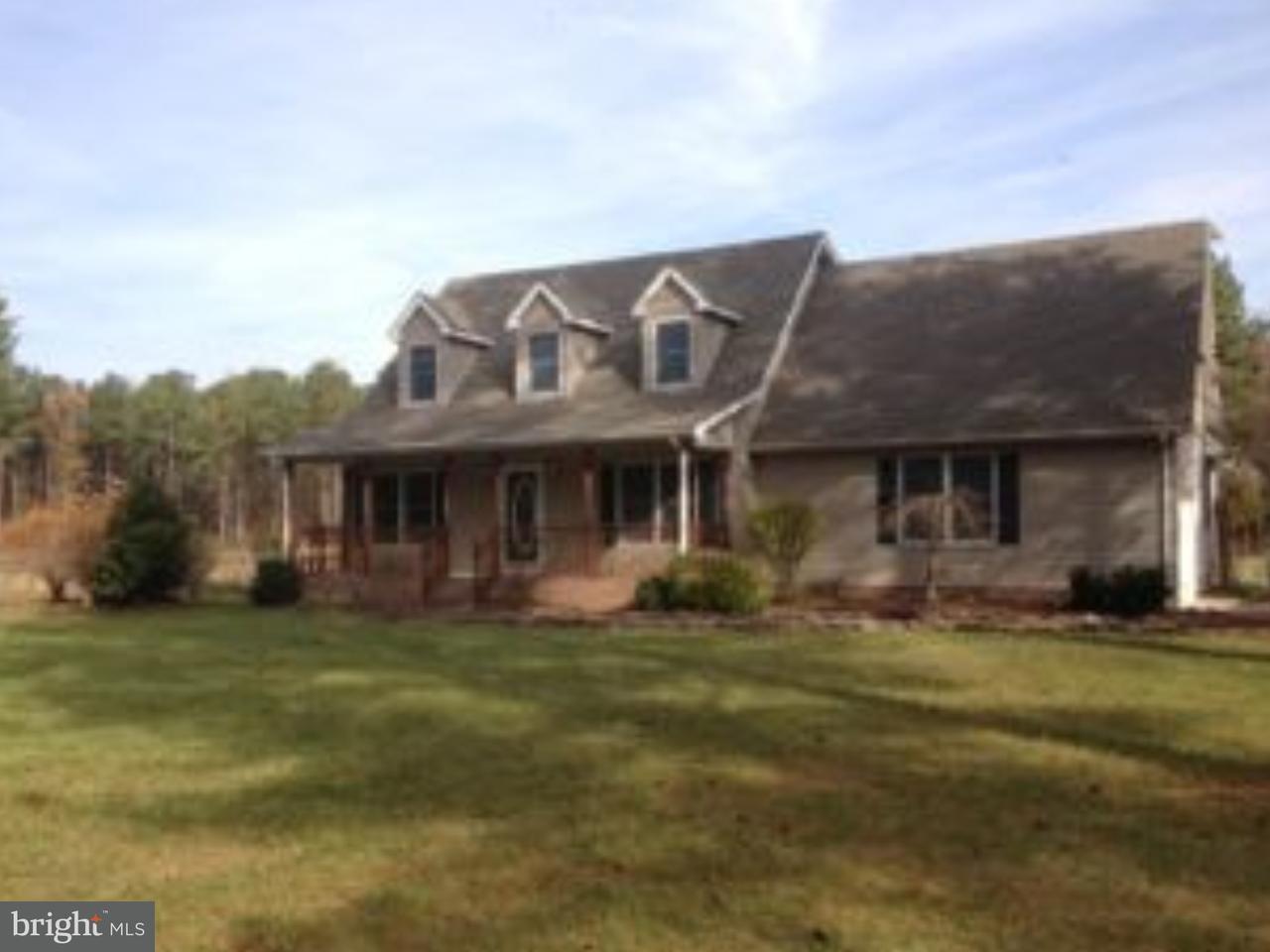 Maison unifamiliale pour l à louer à 1676 REYNOLDS Road Milford, Delaware 19963 États-Unis