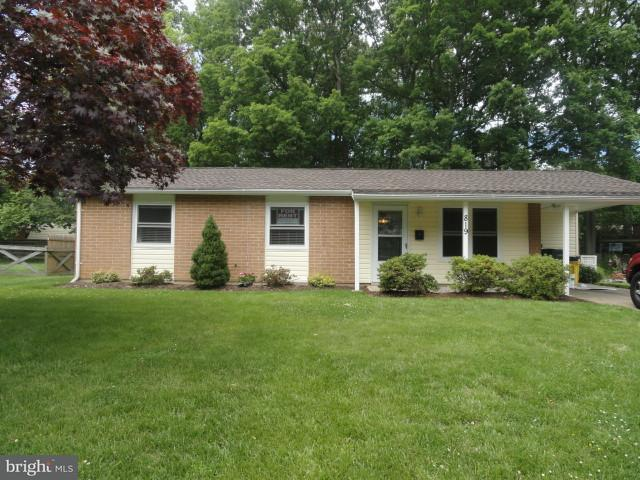 Other Residential for Rent at 819 Falconer Rd Joppa, Maryland 21085 United States
