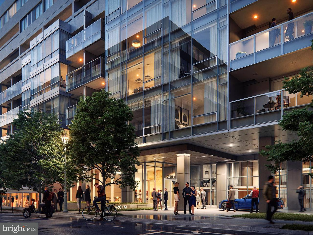 Condominium for Sale at 2501 M St Nw #211 2501 M St Nw #211 Washington, District Of Columbia 20037 United States