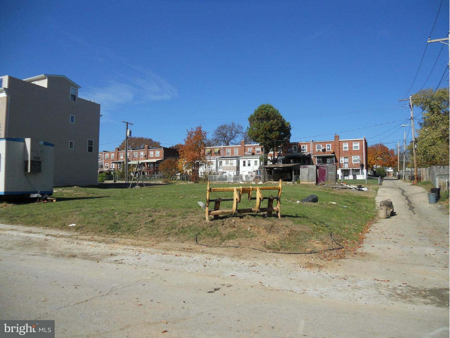 Land for Sale at 6110 Danville Ave Baltimore, Maryland 21224 United States