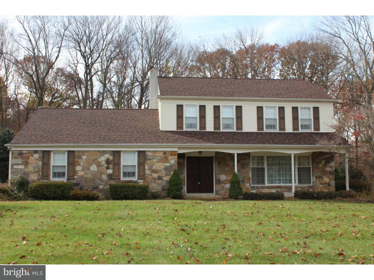 Single Family Home for Sale at 8 ISABELLA Lane Cheyney, Pennsylvania 19342 United States