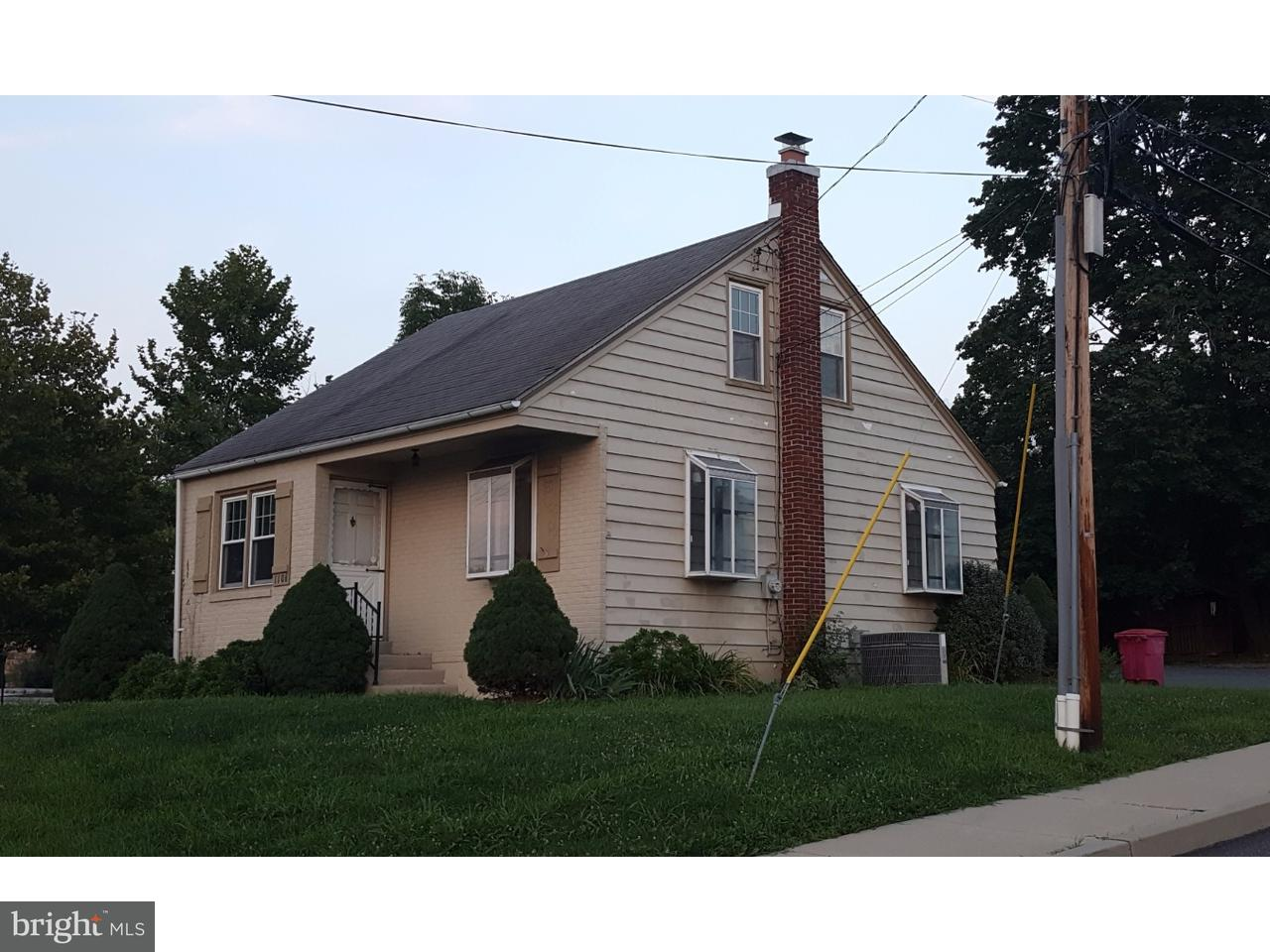 Single Family Home for Sale at 1106 PAWLINGS Road Audubon, Pennsylvania 19403 United States