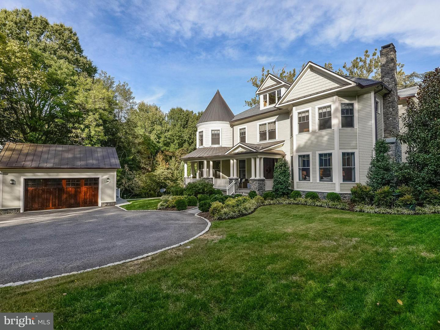 Single Family for Sale at 833 Herbert Springs Rd Alexandria, Virginia 22308 United States