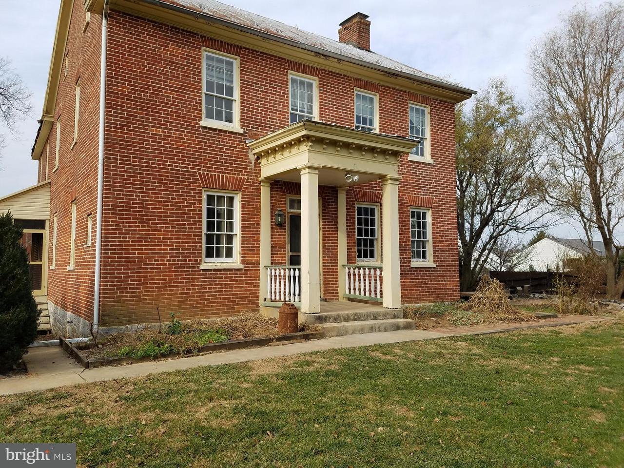 Single Family for Sale at 19311 Jamestown Dr Hagerstown, Maryland 21742 United States