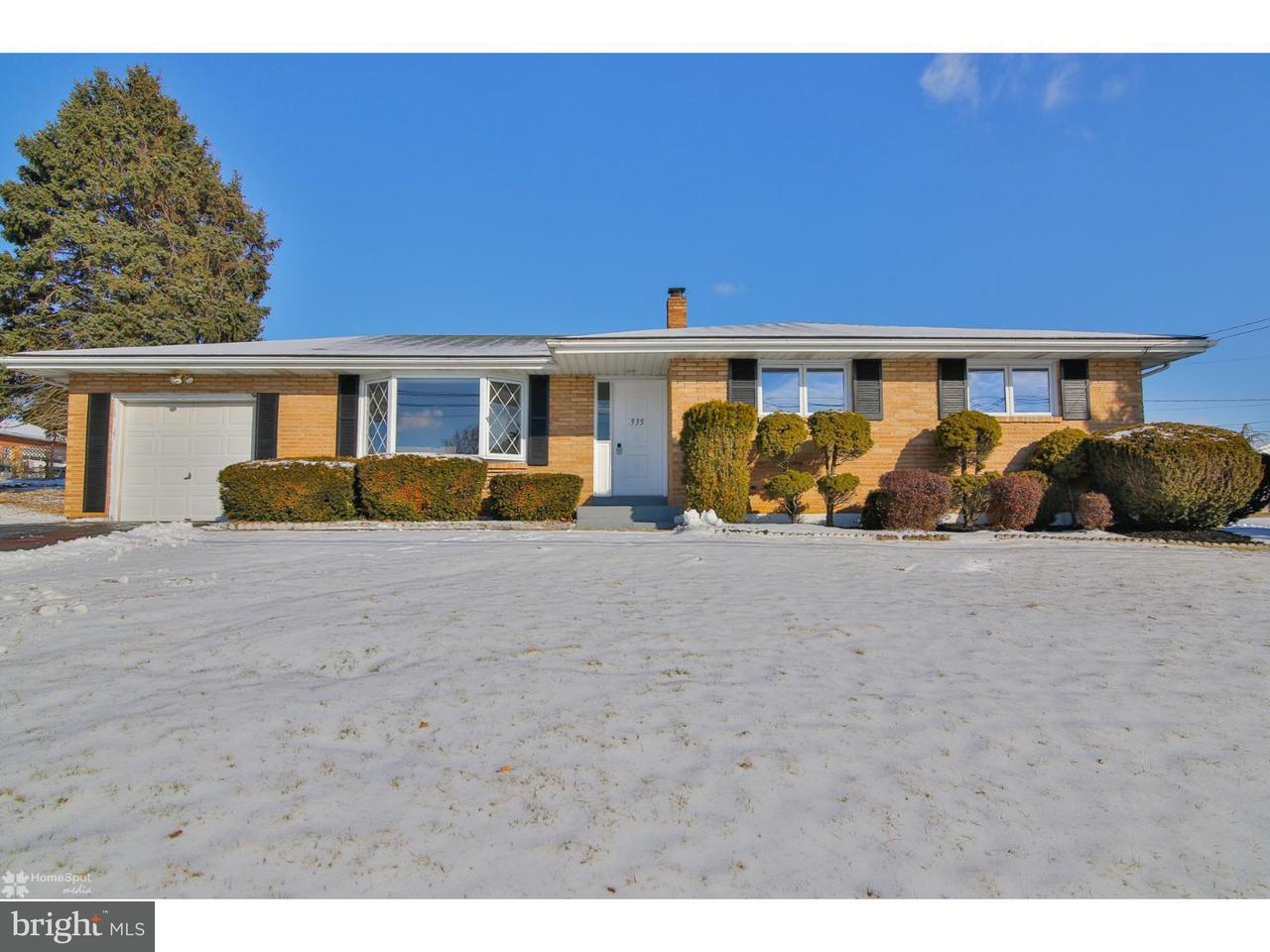 Single Family Home for Sale at 956 KOSSUTH Street Freemansburg, Pennsylvania 18017 United States