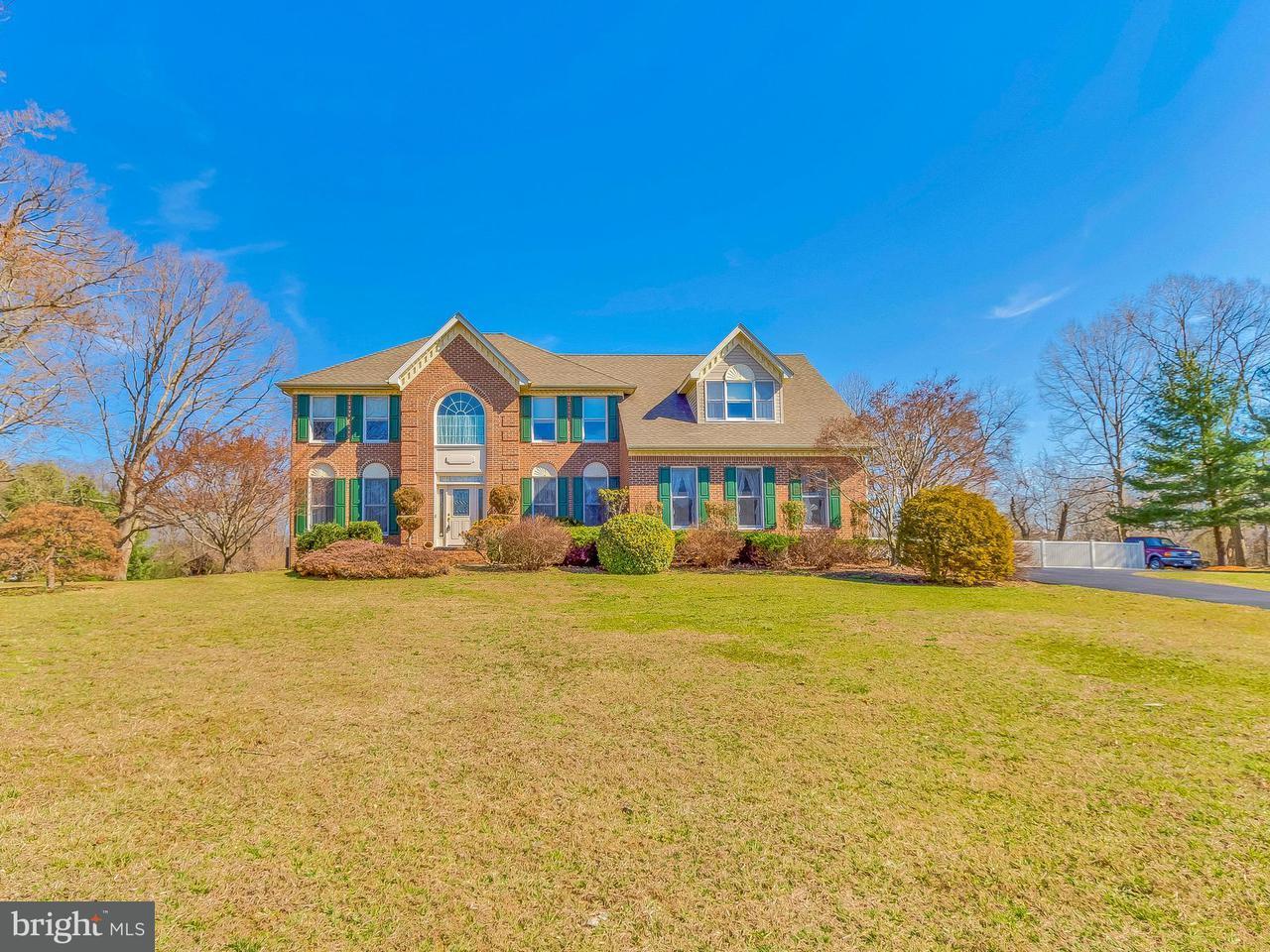 Частный односемейный дом для того Продажа на 6040 Swanson Creek Lane 6040 Swanson Creek Lane Hughesville, Мэриленд 20637 Соединенные Штаты