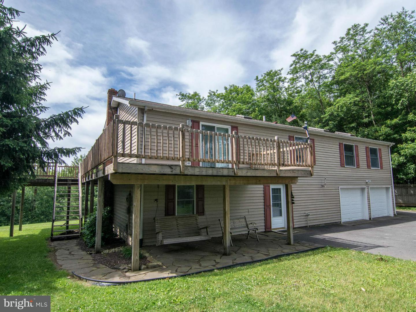 Single Family for Sale at 1852 Glendale Rd Swanton, Maryland 21561 United States