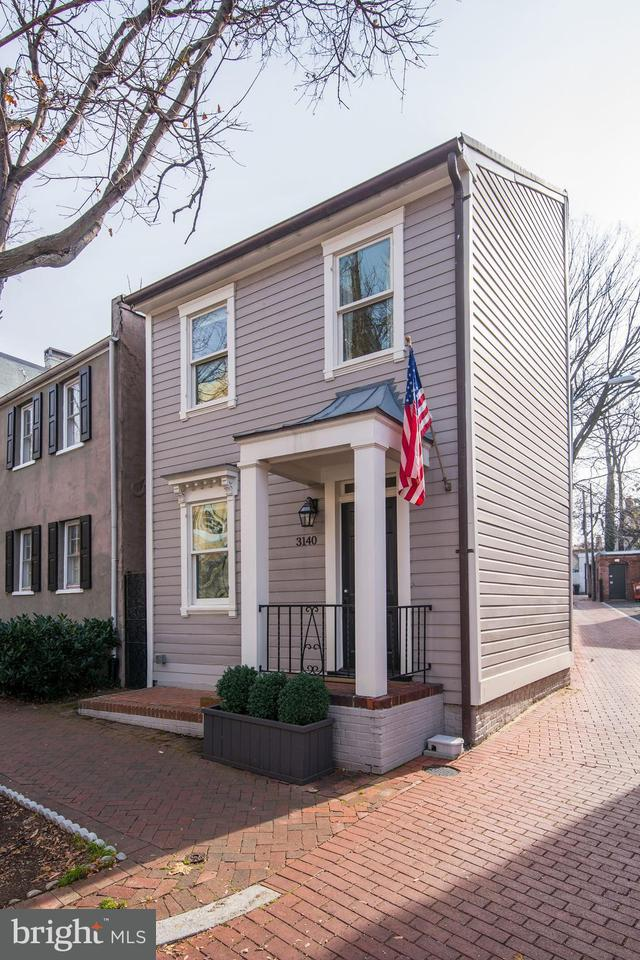Single Family for Sale at 3140 Dumbarton St NW Washington, District Of Columbia 20007 United States