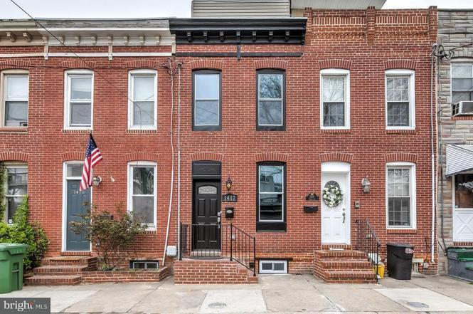 Other Residential for Rent at 1417 Olive St Baltimore, Maryland 21230 United States
