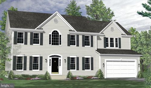 Casa Unifamiliar por un Venta en Lot 10 Kinglet Lot 10 Kinglet Culpeper, Virginia 22701 Estados Unidos