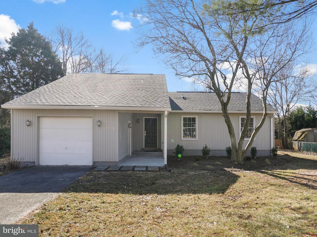 一戸建て のために 売買 アット 17713 Millcrest Drive 17713 Millcrest Drive Derwood, メリーランド 20855 アメリカ合衆国