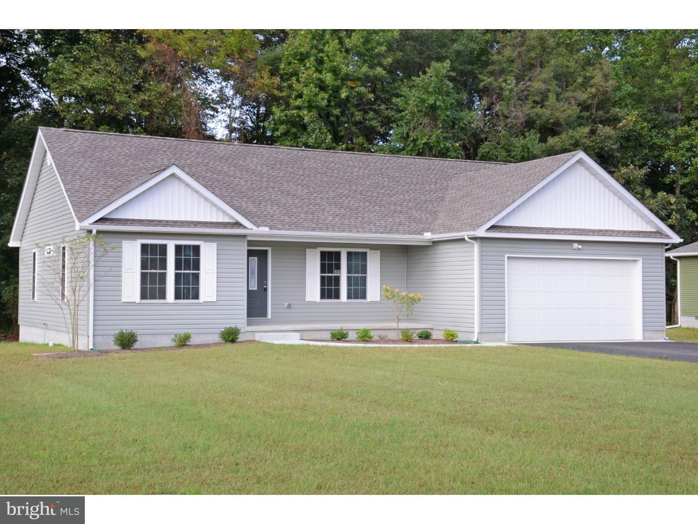 Maison unifamiliale pour l Vente à 685 MILFORD NECK Road Milford, Delaware 19963 États-Unis