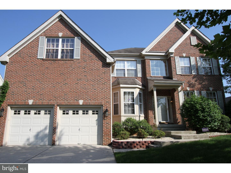 Частный односемейный дом для того Продажа на 35 MEADOW RUN Road Bordentown, Нью-Джерси 08505 Соединенные Штаты