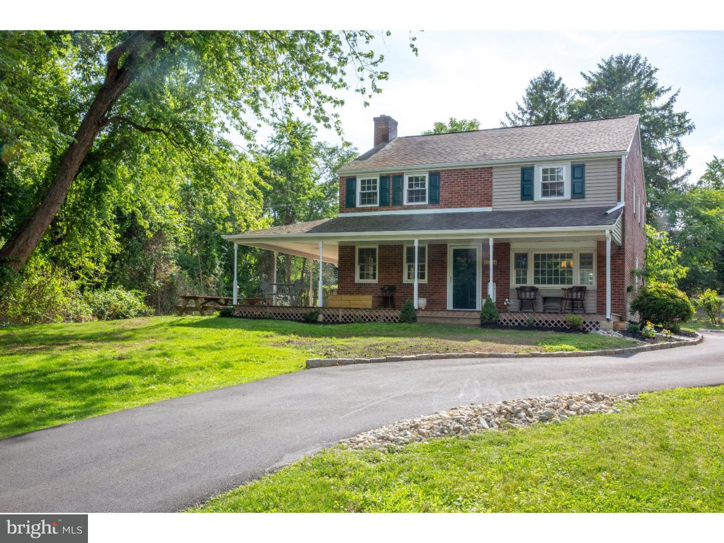 Single Family Home for Rent at 528 S OLD MIDDLETOWN Road Media, Pennsylvania 19063 United States