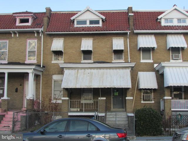 Single Family for Sale at 3611 Warder St NW Washington, District Of Columbia 20010 United States