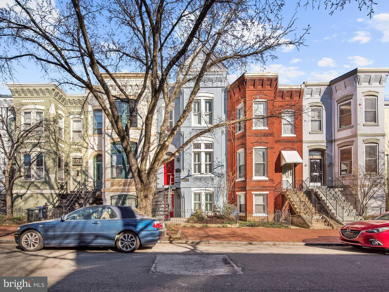 Single Family for Sale at 241 10th St NE Washington, District Of Columbia 20002 United States
