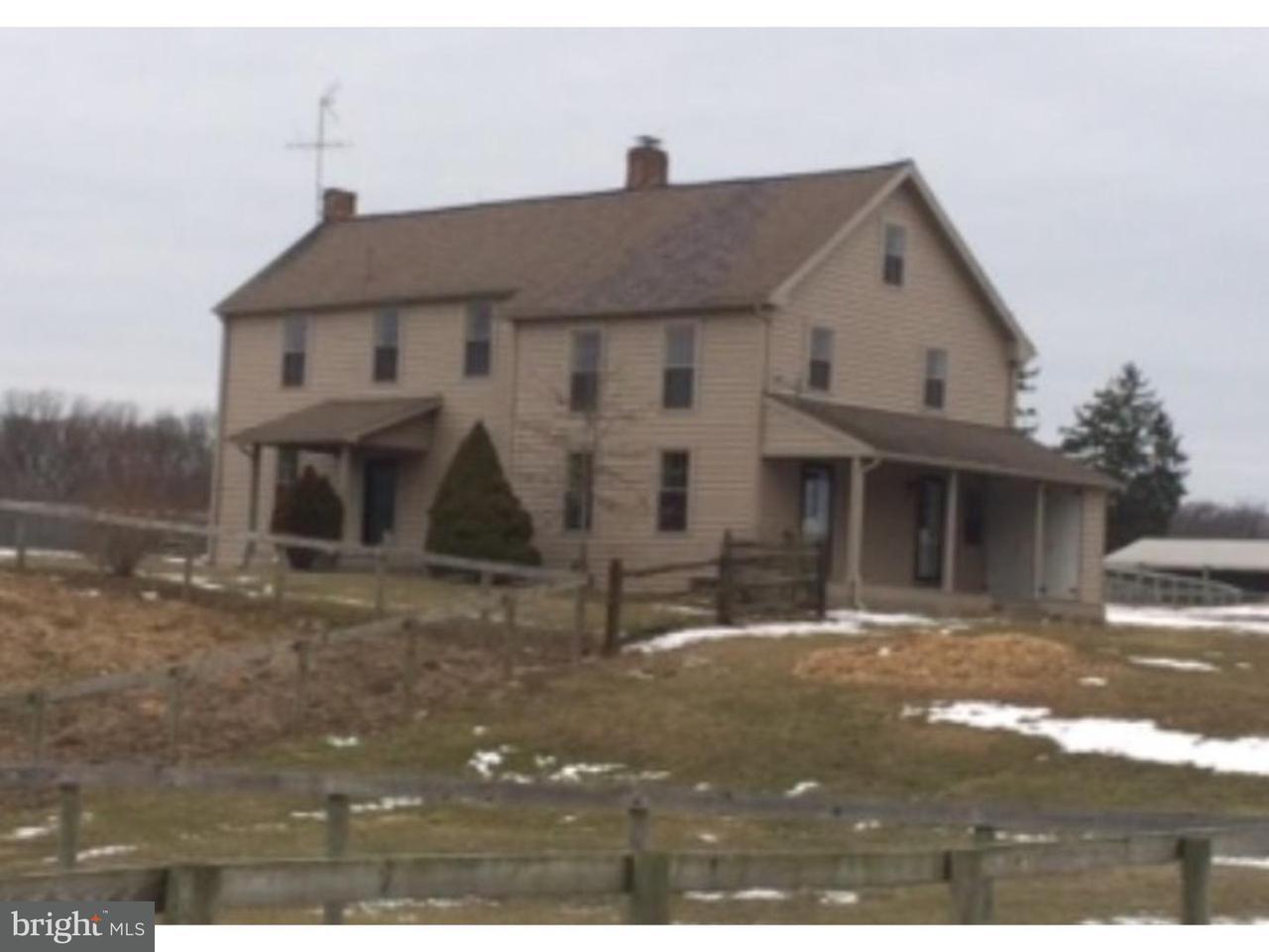 Maison unifamiliale pour l à louer à 555 W STREET Road Kennett Square, Pennsylvanie 19348 États-Unis