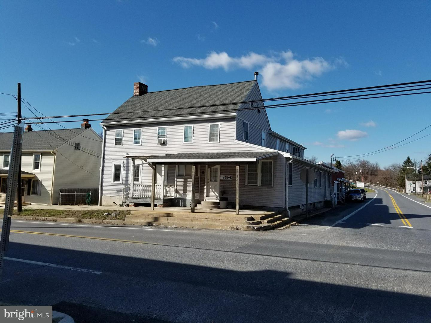 Commercial for Sale at 11946 Main St Libertytown, Maryland 21762 United States