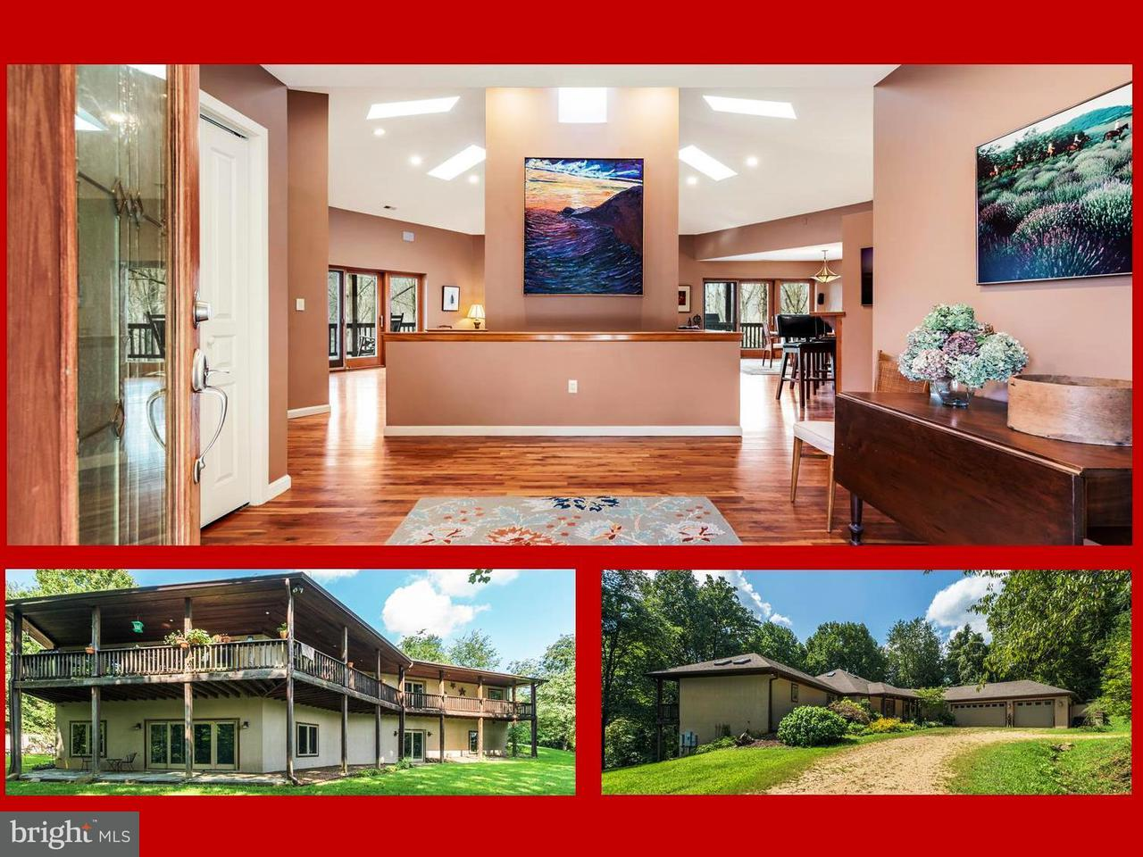 獨棟家庭住宅 為 出售 在 23 Fishhawk Pass Lane 23 Fishhawk Pass Lane Flint Hill, 弗吉尼亞州 22627 美國