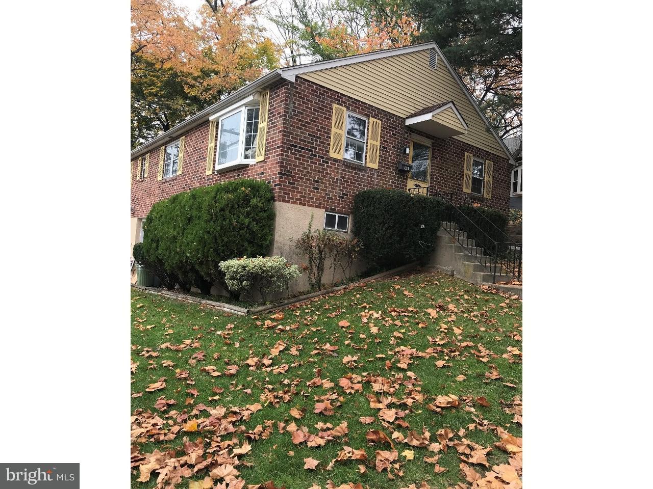 Maison unifamiliale pour l Vente à 123 W RIDLEY Avenue Ridley Park, Pennsylvanie 19078 États-Unis