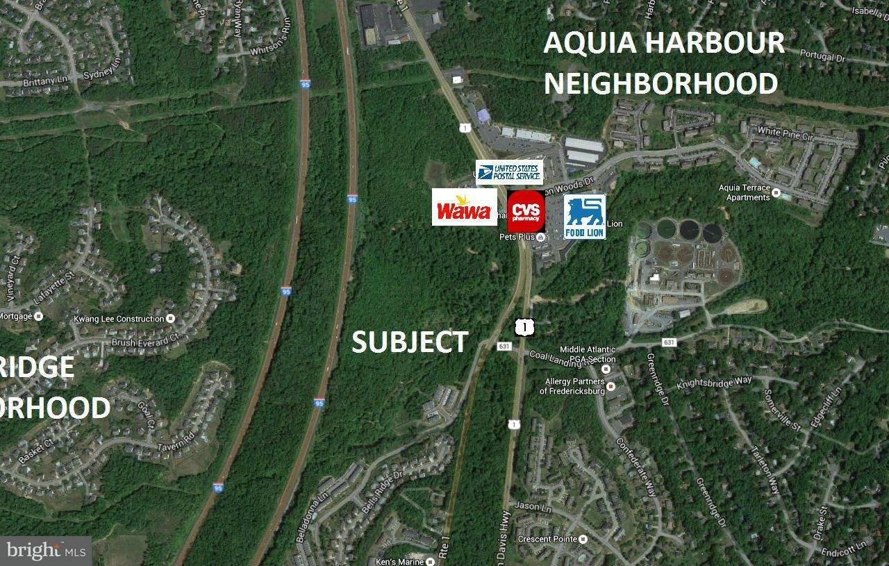 Land for Sale at Bells Hill Rd Stafford, Virginia 22554 United States