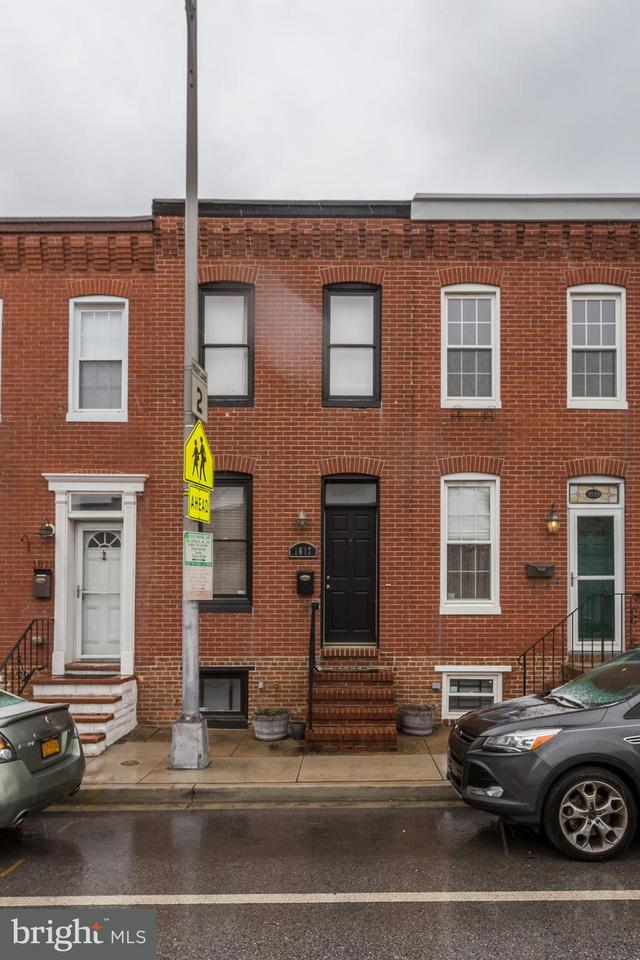 Other Residential for Rent at 1817 Hanover St Baltimore, Maryland 21230 United States