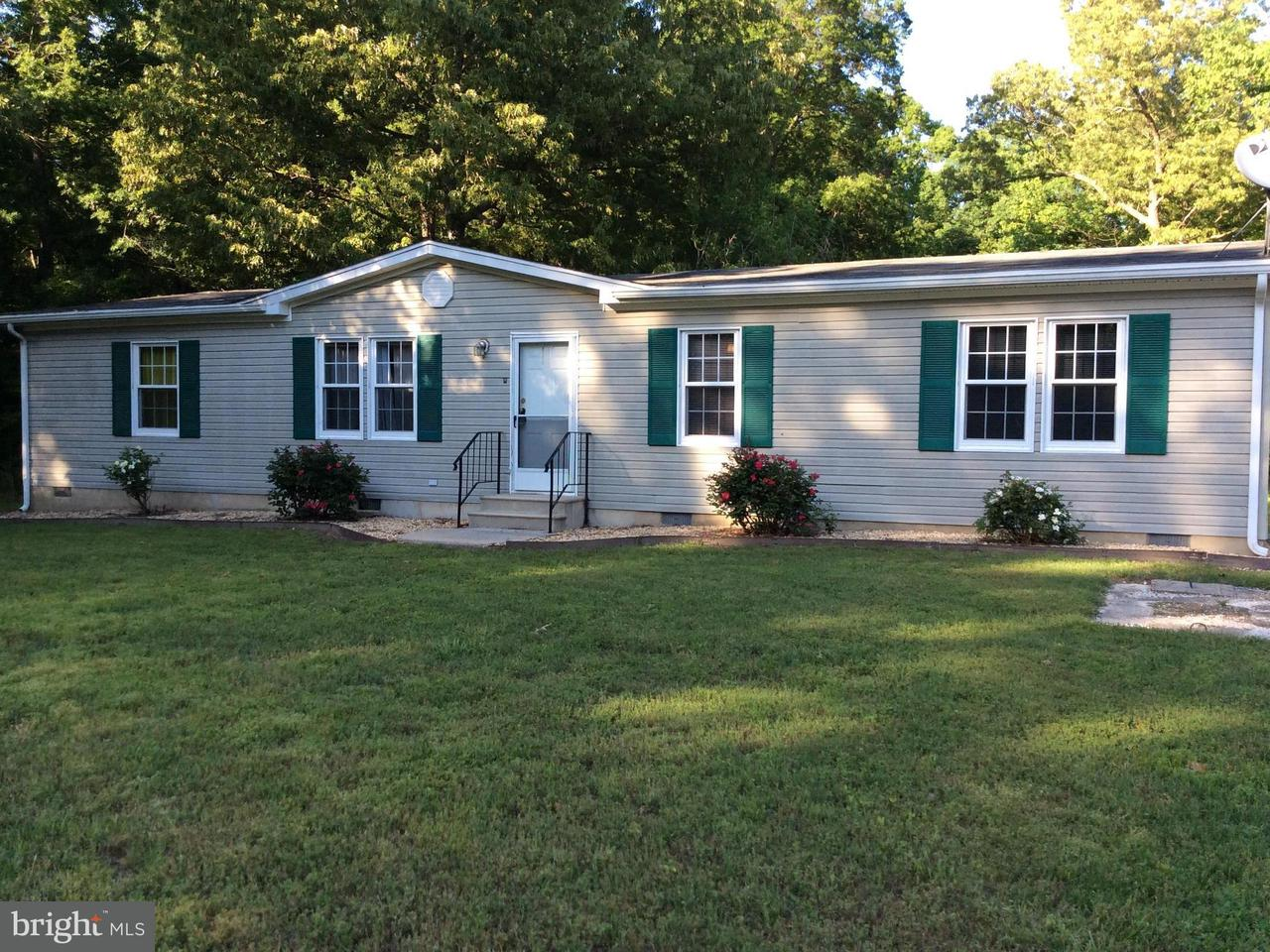 Single Family for Sale at 17635 Cool Spring Rd Marydel, Maryland 21649 United States