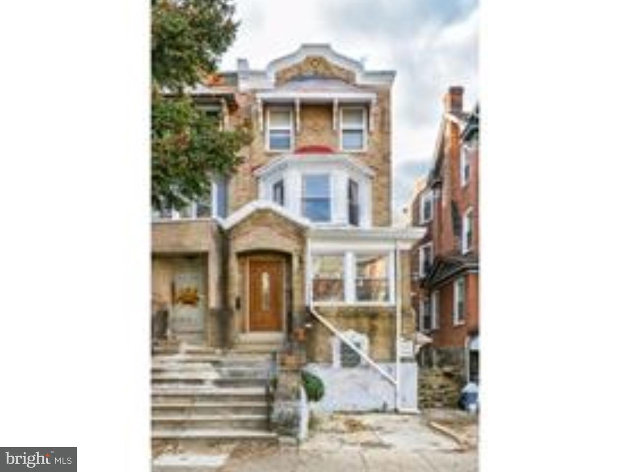 Triple por un Venta en 228 S 46TH Street Philadelphia, Pennsylvania 19139 Estados Unidos