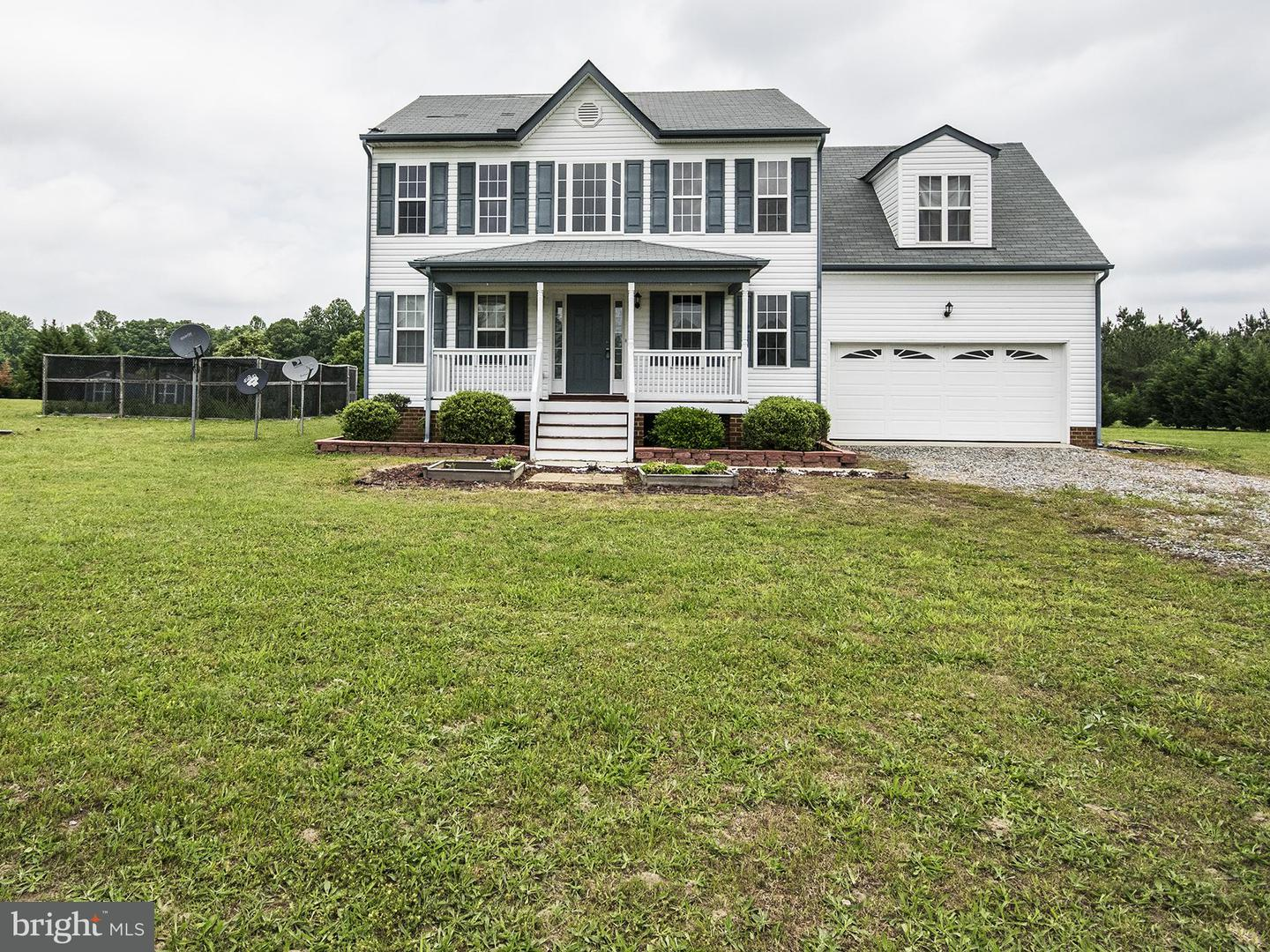 Single Family for Sale at 21035 Fortune Dr Milford, Virginia 22514 United States