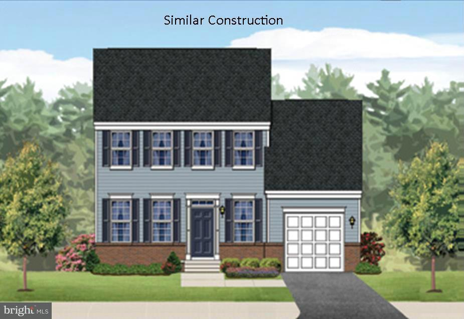Additional photo for property listing at 0 Rumsfield Rd #cypress 2 Plan  Kearneysville, West Virginia 25430 United States