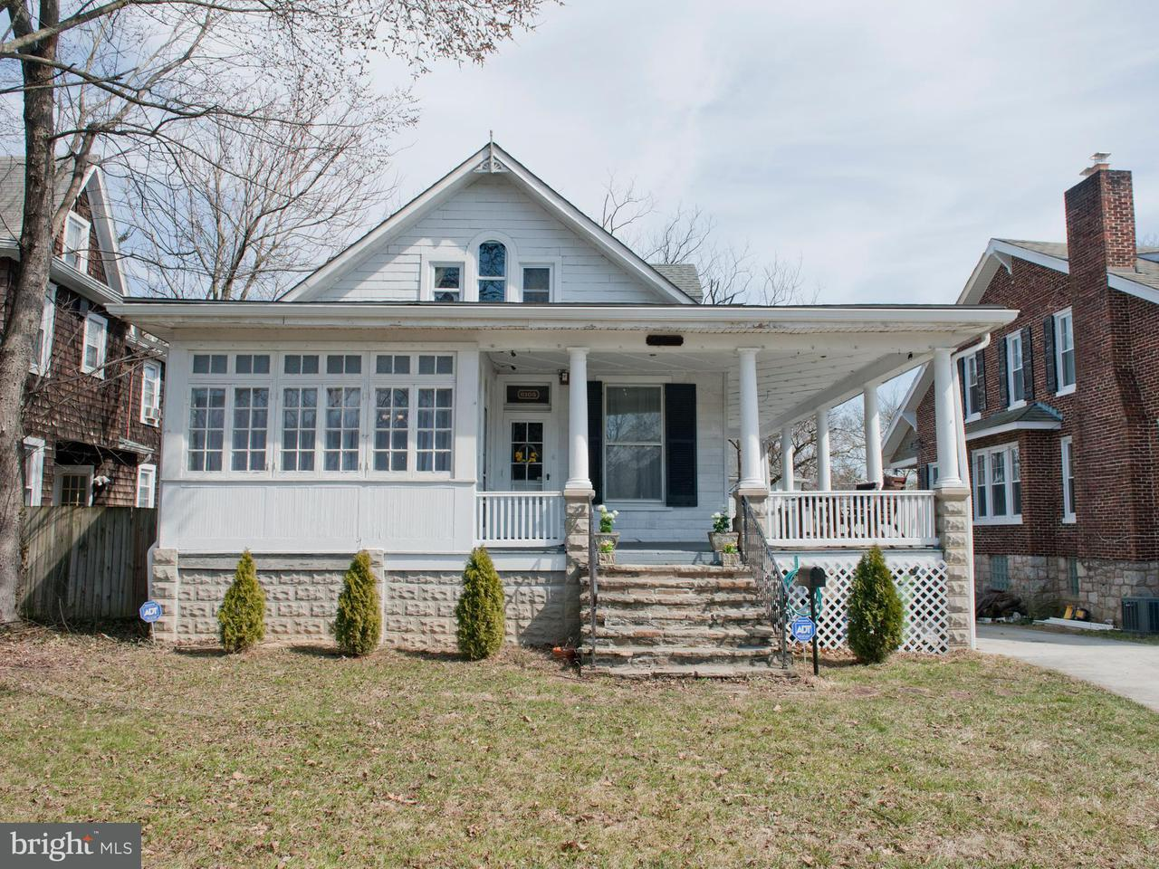 Single Family for Sale at 6105 York Rd Baltimore, Maryland 21212 United States
