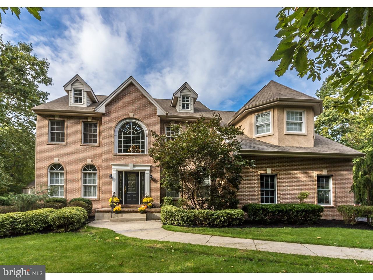 独户住宅 为 销售 在 2 THOMAS EAKINS WAY Marlton, 新泽西州 08053 美国