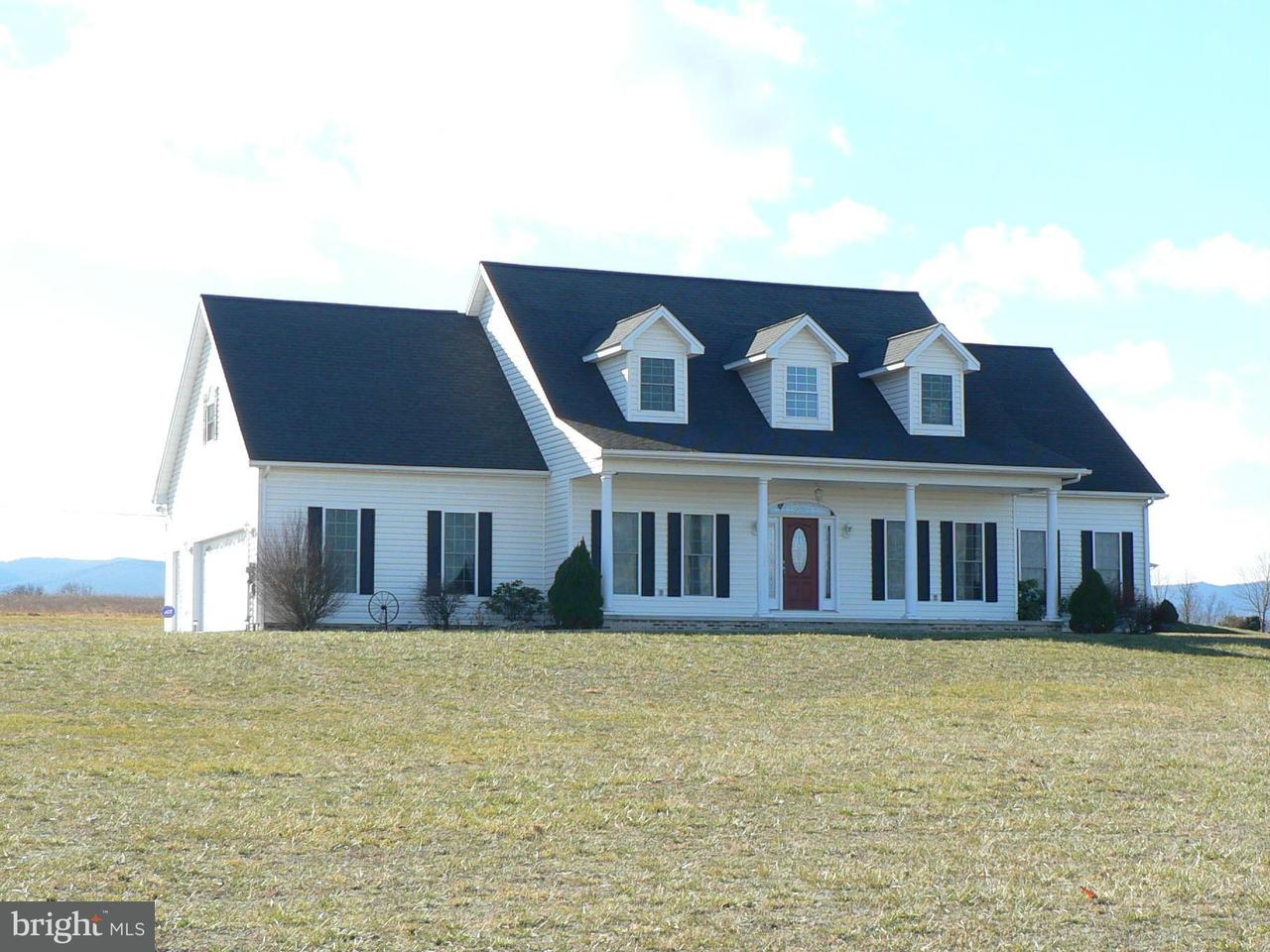 Single Family for Sale at 155 Harman Ln Petersburg, West Virginia 26847 United States