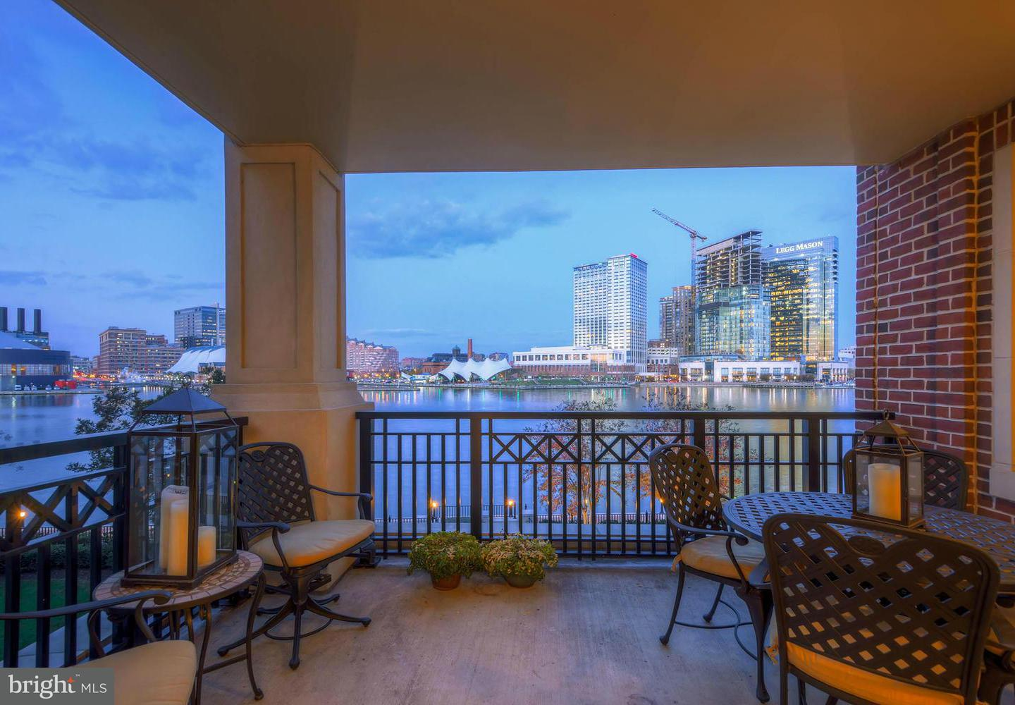 Single Family for Sale at 801 Key Hwy #320 Baltimore, Maryland 21230 United States