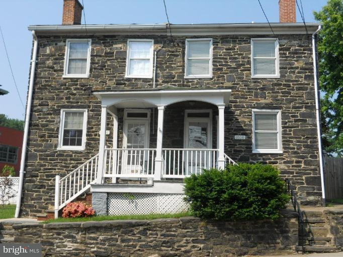 Single Family for Sale at 3508 Clipper Rd Baltimore, Maryland 21211 United States