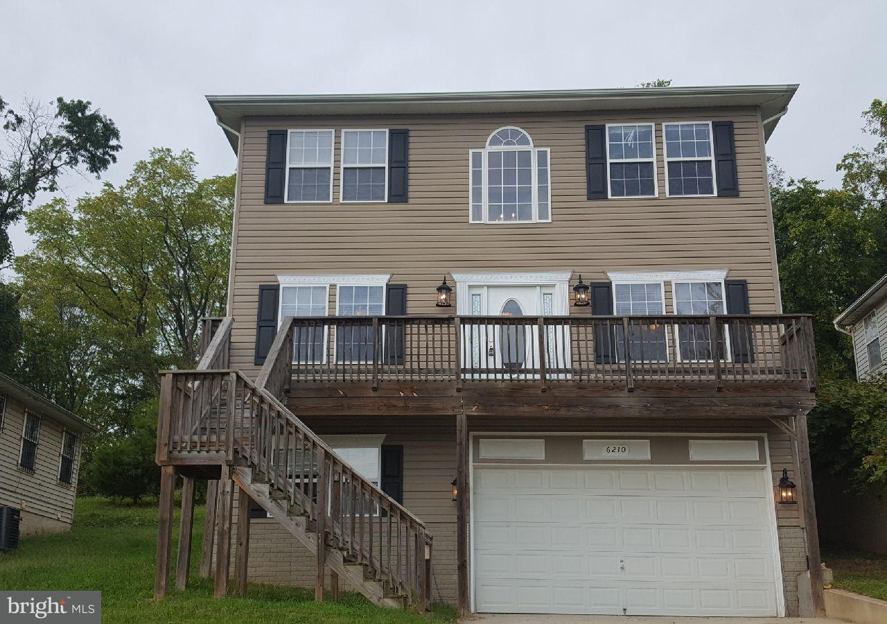 Single Family for Sale at 6210 Kolb St Fairmount Heights, Maryland 20743 United States