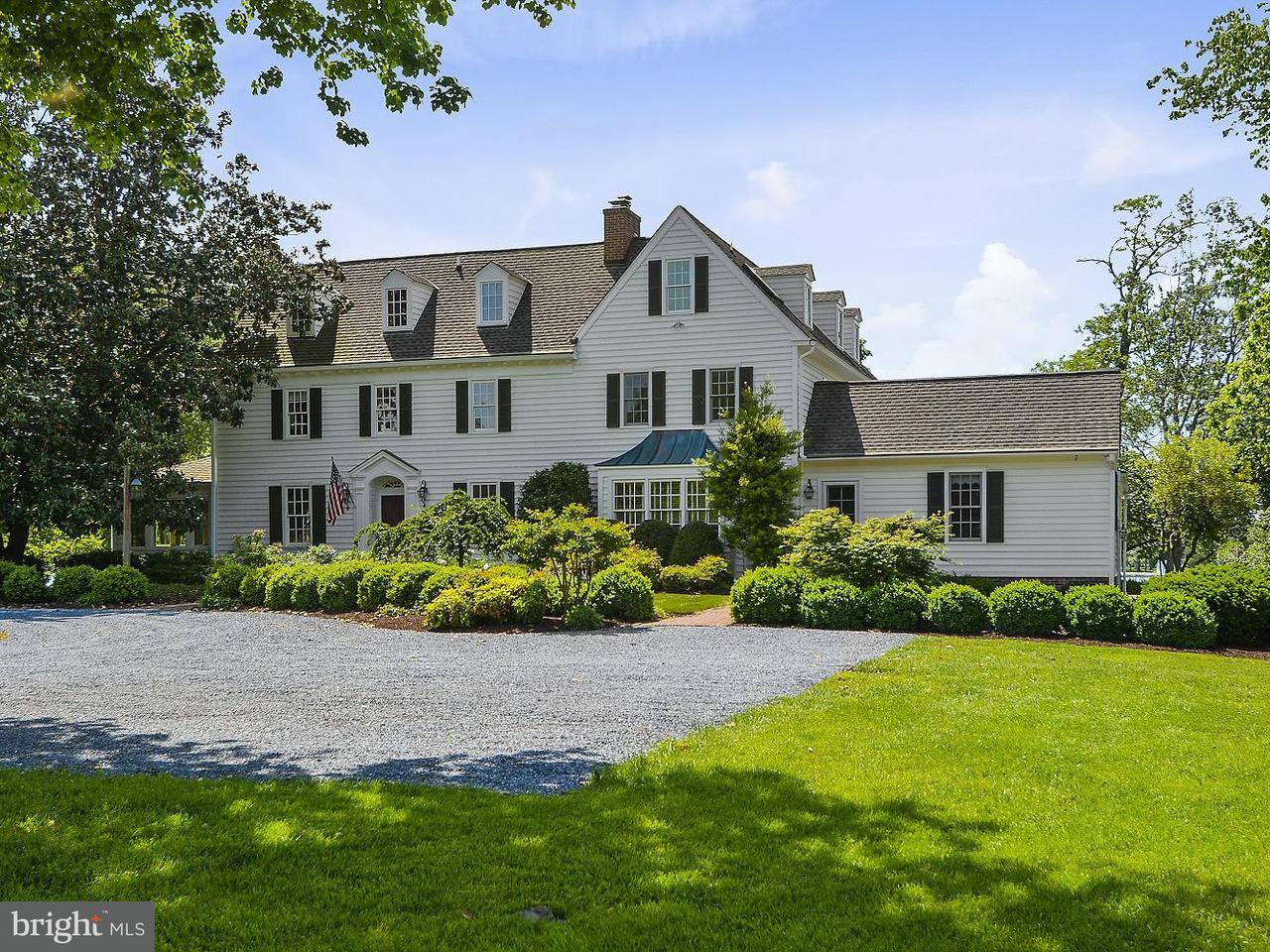 Maison unifamiliale pour l Vente à 27134 Enniskillen Road 27134 Enniskillen Road Easton, Maryland 21601 États-Unis