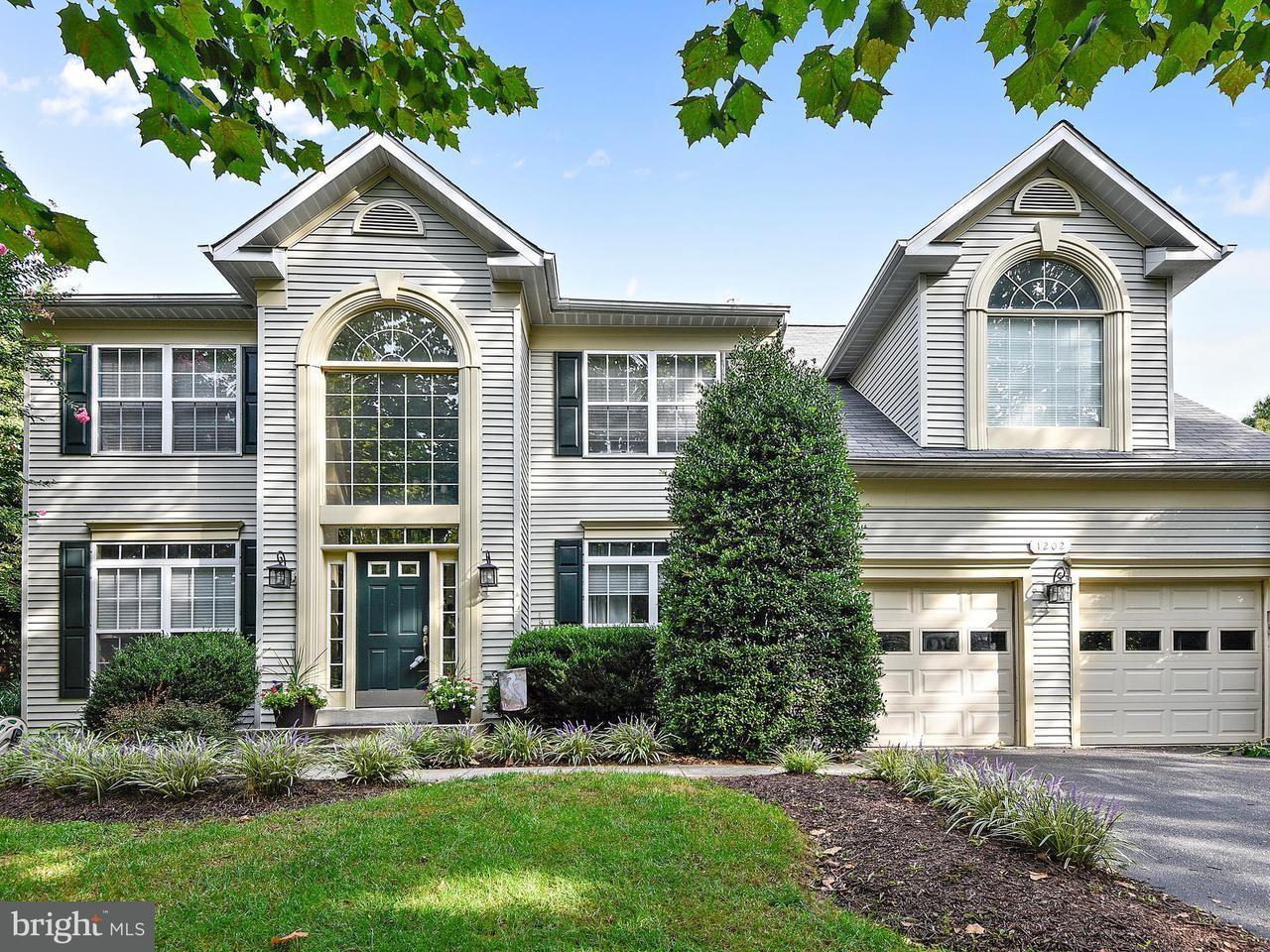 Single Family Home for Sale at 1202 Breckenridge Court 1202 Breckenridge Court Riva, Maryland 21140 United States