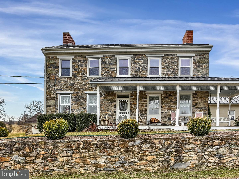 Single Family for Sale at 878 Mount Carmel Rd Orrtanna, Pennsylvania 17353 United States