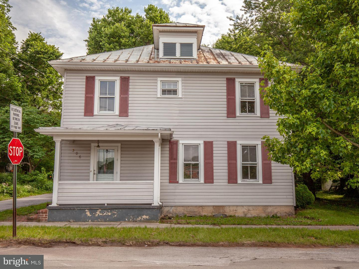 Other Residential for Rent at 306 High St W Shepherdstown, West Virginia 25443 United States