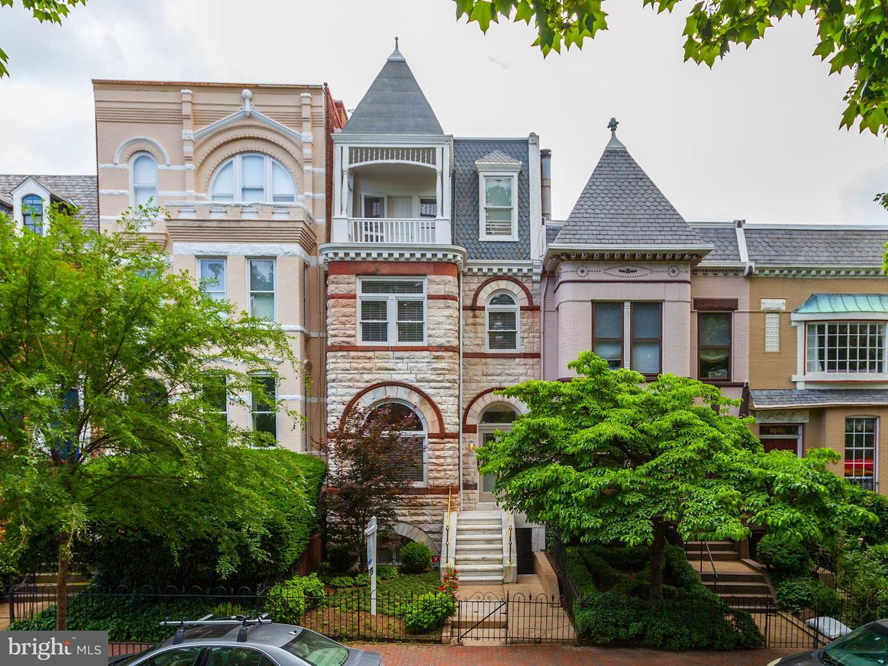 Other Residential for Rent at 1609 35th St NW Washington, District Of Columbia 20007 United States