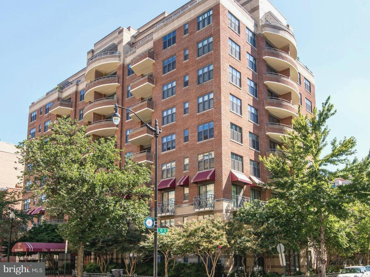Condominium for Sale at 1401 17th St NW #903 Washington, District Of Columbia 20036 United States