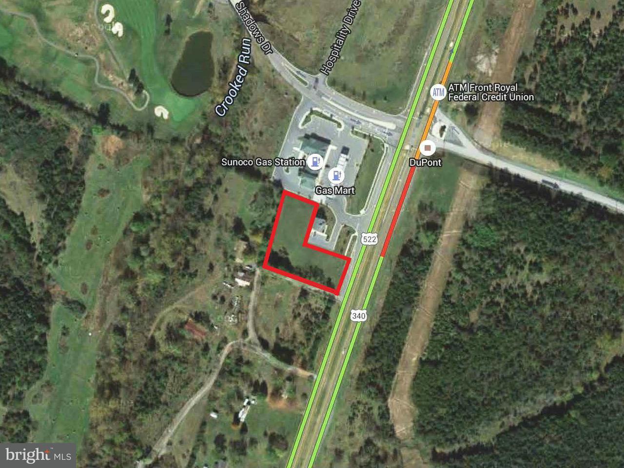 Terreno por un Venta en Winchester Road Winchester Road Front Royal, Virginia 22630 Estados Unidos