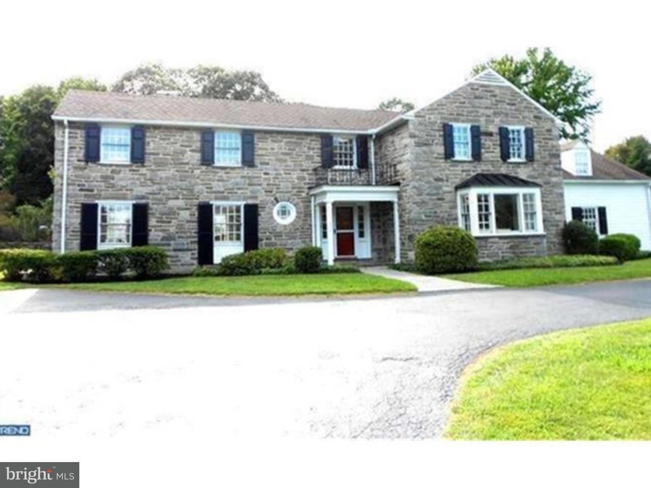 Maison unifamiliale pour l à louer à 504 CONSHOHOCKEN STATE Road Gladwyne, Pennsylvanie 19035 États-Unis