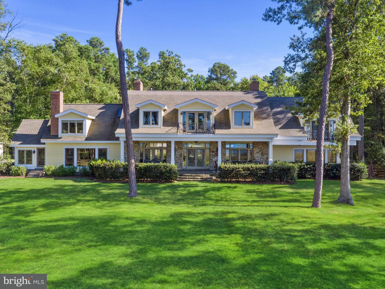 Maison unifamiliale pour l Vente à 7350 Cabin Cove Rd S 7350 Cabin Cove Rd S Sherwood, Maryland 21665 États-Unis