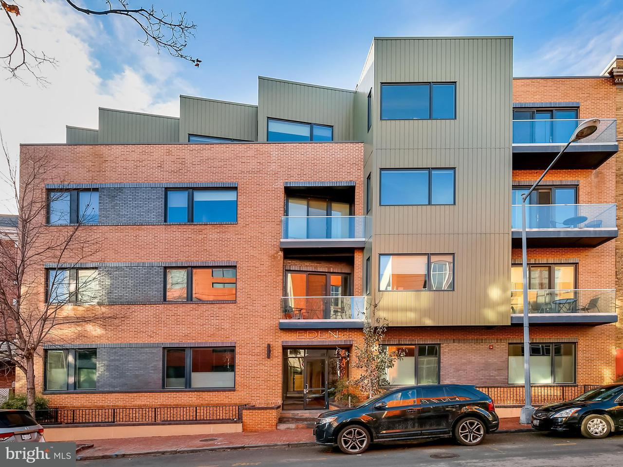 Condominium for Sale at 2360 Champlain St Nw #4.3 2360 Champlain St Nw #4.3 Washington, District Of Columbia 20009 United States