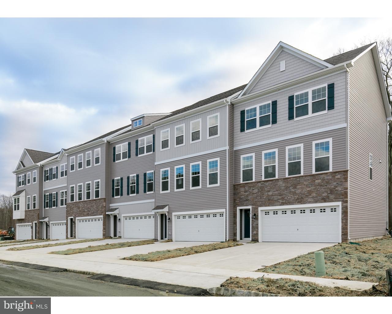 Maison unifamiliale pour l Vente à 40 SULLIVAN WAY Marlton, New Jersey 08053 États-Unis