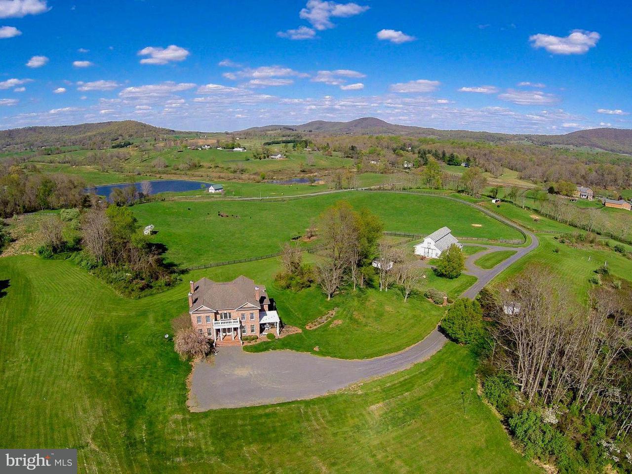 Farm for Sale at 12025 Leeds Chapel Ln Markham, Virginia 22643 United States