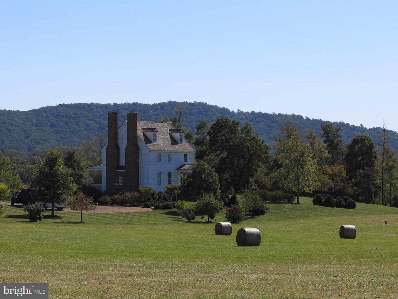 Farm for Sale at 22 Quail Hill Ln Flint Hill, Virginia 22627 United States