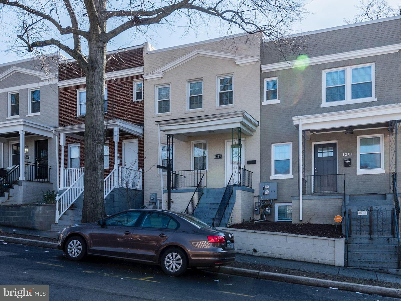 Single Family for Sale at 1203 Queen St NE Washington, District Of Columbia 20002 United States